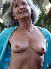 Superb old bitches having giant tits