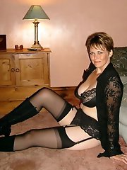 Russian mature cougars cheating their boyfriends