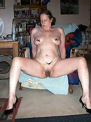 Mature chicks getting naked